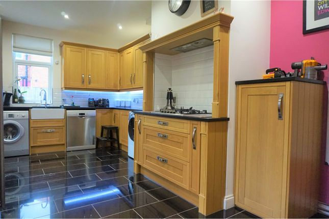 Thumbnail Semi-detached house for sale in Trent Boulevard, Lady Bay