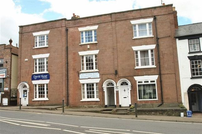 Office to let in High Street, Coleford