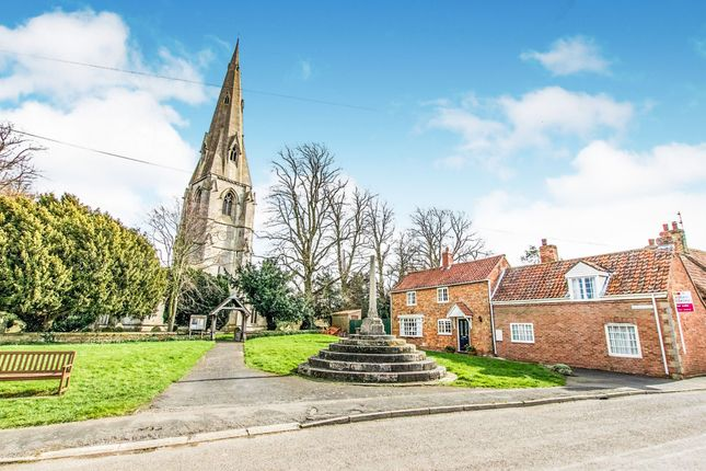 Thumbnail Detached house for sale in Main Street, Ewerby, Sleaford