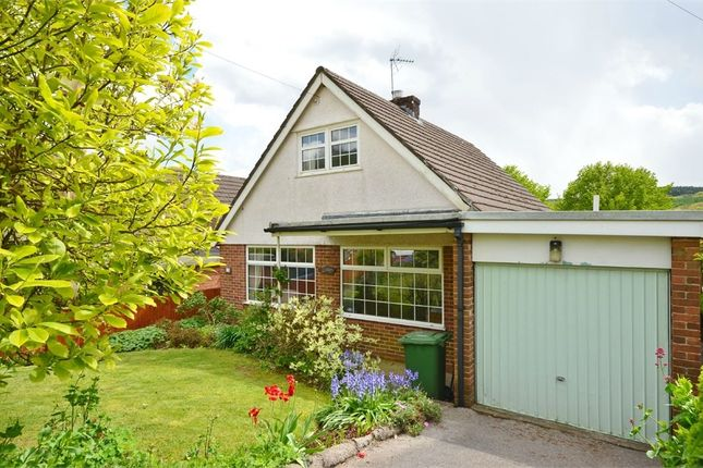 Thumbnail Detached bungalow for sale in Dranllwyn Close, Machen, Caerphilly
