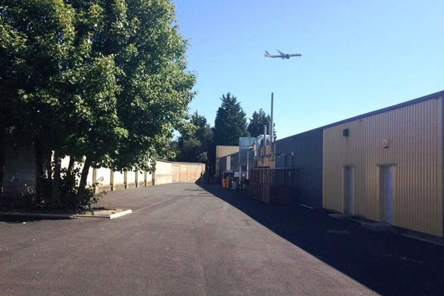 Thumbnail Land to let in Yard - Heston Industrial Mall, Church Road, Hounslow, Middlesex