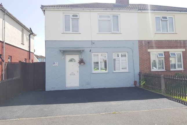Thumbnail Semi-detached house for sale in Avery Lane, Gosport