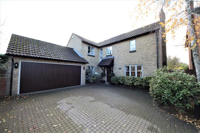 Thumbnail Detached house for sale in High Street, Stetchworth, Newmarket
