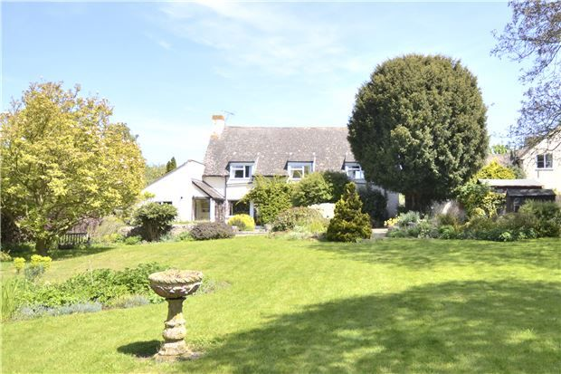 Thumbnail Detached house for sale in Apple Orchard, Witcombe, Gloucester