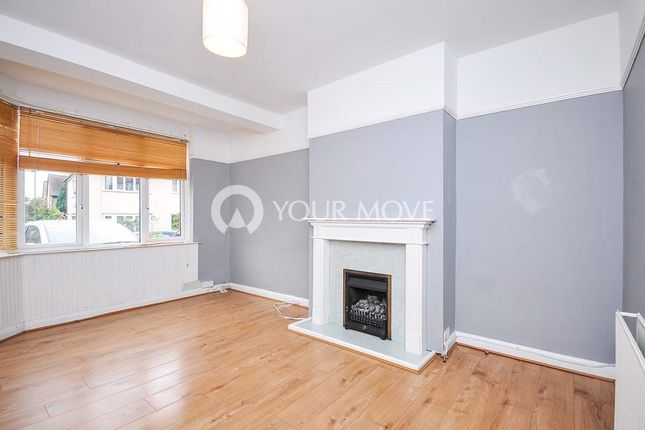 Thumbnail Terraced house to rent in Kent Road, West Wickham, Kent