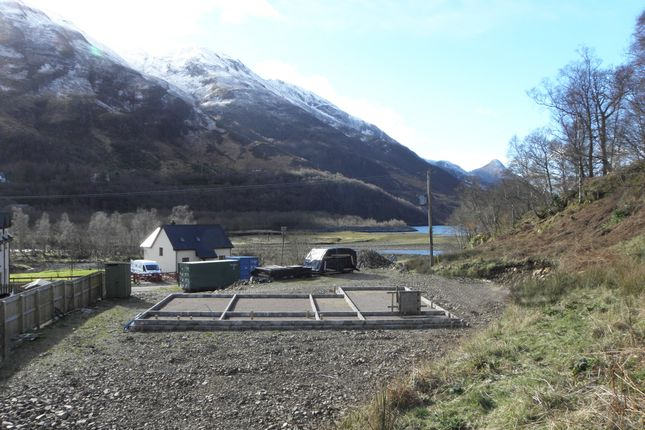 Land for sale in Plot At Fort William Road, Kinlochleven