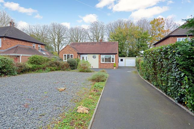 Thumbnail Bungalow for sale in Richmond Drive, Shrewsbury