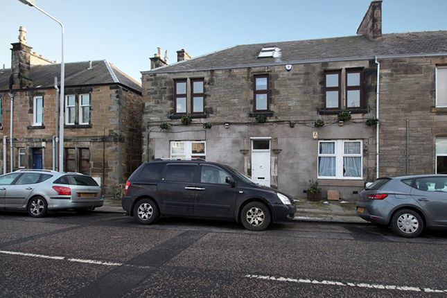 Thumbnail Flat for sale in 45A, Balsusney Road, Kirkcaldy, Fife