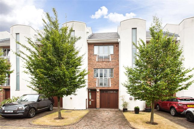4 bed terraced house for sale in Tallow Road, The Island, Brentford