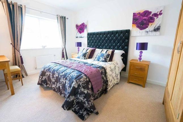 Master Bedroom of Shepherd Drive, Fairfield Manor, Ryton, Tyne And Wear NE40