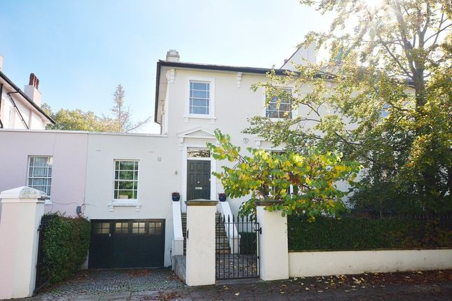 Thumbnail Semi-detached house to rent in Norfolk Road, St Johns Wood, London