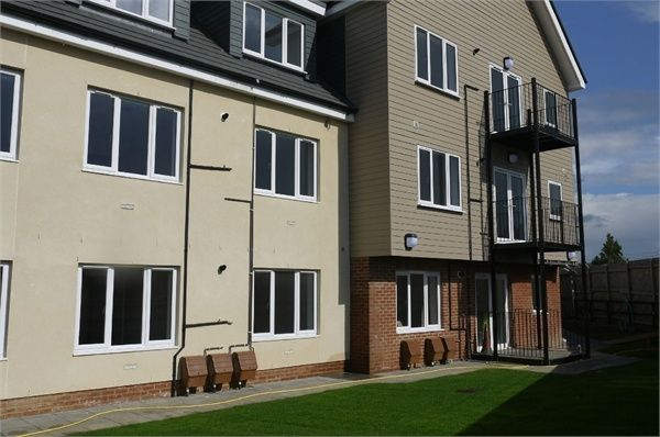 Thumbnail Flat to rent in St Josephs, Defoe Parade, Grays, Essex