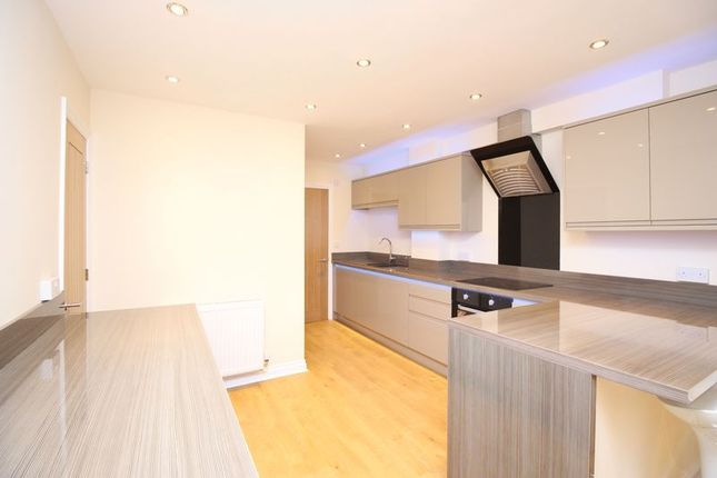 Thumbnail Town house for sale in Longworth Road, Horwich, Bolton