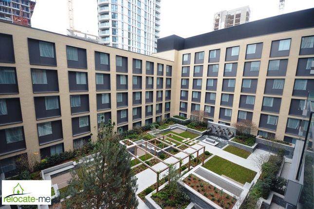 Balcony of Goodman Fields, London E1