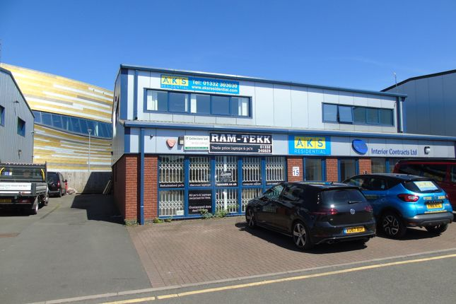 Thumbnail Office to let in Victoria Way, Pride Park, Derby