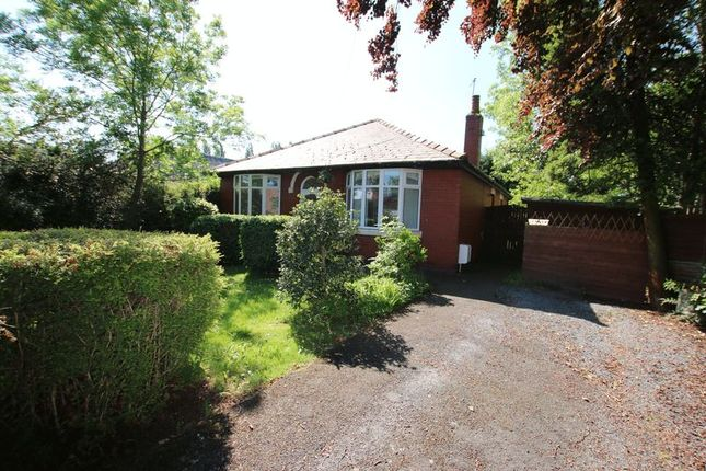 Thumbnail Detached bungalow to rent in Brownedge Road, Lostock Hall, Preston