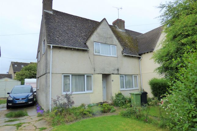 Thumbnail 3 bedroom semi-detached house for sale in Bowly Road, Cirencester