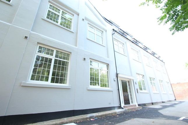 Thumbnail Flat to rent in Barker Road, Maidstone