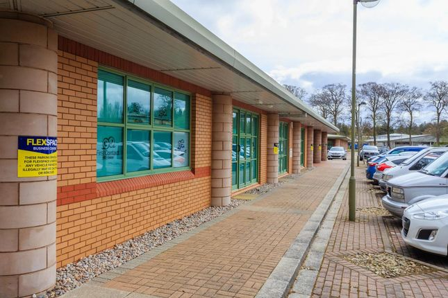 Office to let in Michaelson Square, Kirkton Campus, Kirkton South Road, Livingston