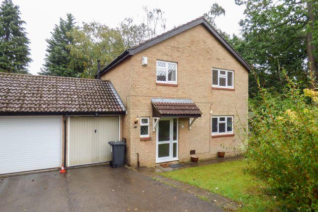 Thumbnail Link-detached house for sale in Oaks Dene, Chatham, Kent