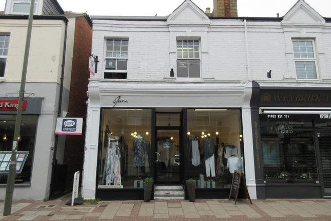 Thumbnail Retail premises to let in 6 Baker Street, Weybridge
