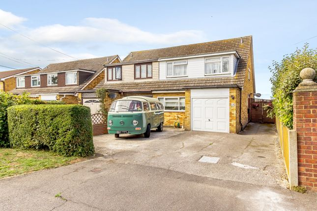 Thumbnail Semi-detached house for sale in Imperial Avenue, Chelmsford, Essex