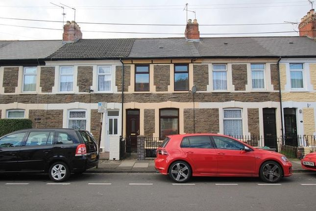 2 bed terraced house to rent in Arabella Street, Roath, Cardiff CF24