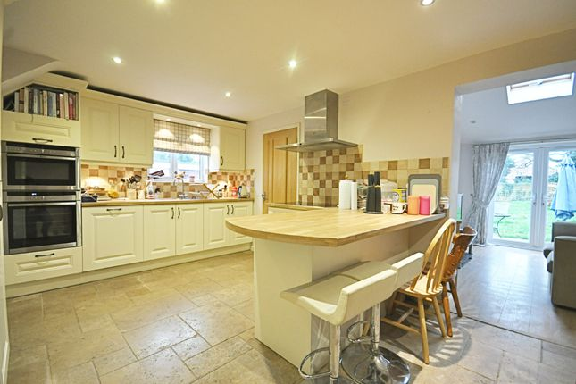 Thumbnail 3 bed semi-detached house for sale in Laxfield Road, Fressingfield, Eye