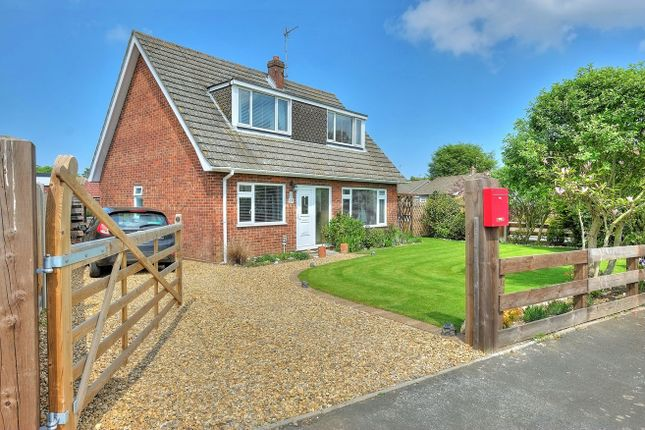 Thumbnail Detached house for sale in Grove Close, Holt