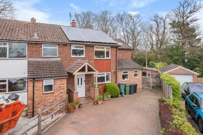 4 bed semi-detached house for sale in Robins Bow, Camberley GU15