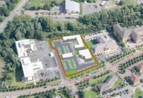 Office for sale in 1-3 Electra Way, Crewe