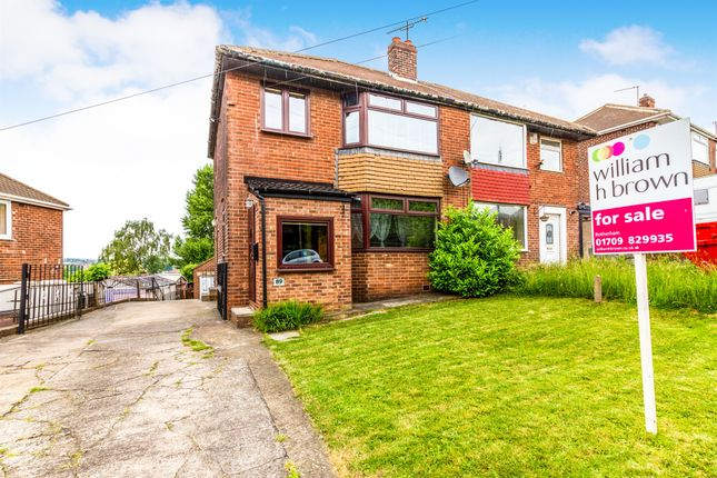Thumbnail Semi-detached house for sale in Whitehill Road, Brinsworth, Rotherham