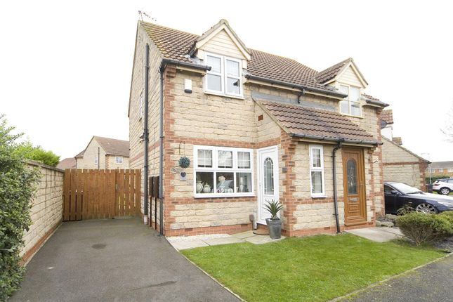 2 bed semi-detached house for sale in Intrepid Close, Hartlepool TS25