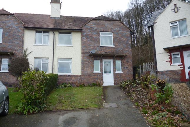 Thumbnail Semi-detached house to rent in Coppice Drive, Oswestry