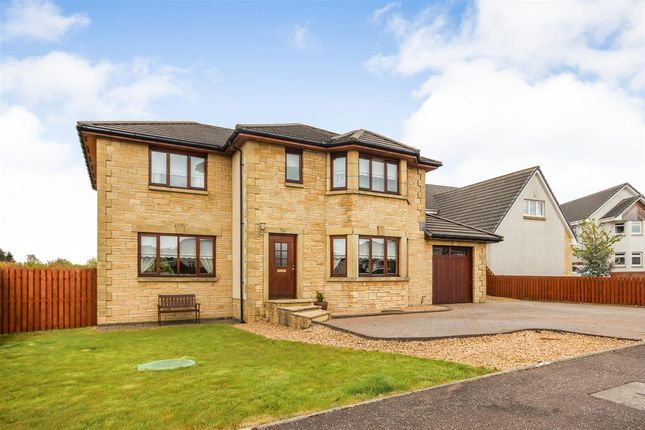 Thumbnail Detached house for sale in Marshall Drive, California, Falkirk
