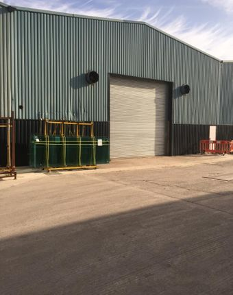 Thumbnail Light industrial to let in Unit 9, Langley Road, Burscough Industrial Estate, Ormskirk