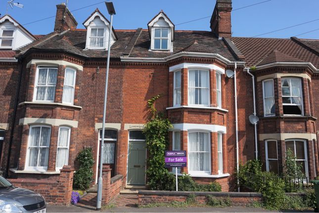 Thumbnail Terraced house for sale in Goodwins Road, King's Lynn