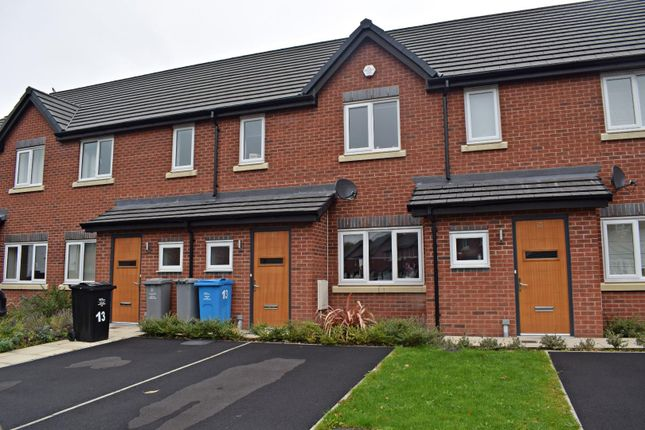 Thumbnail Terraced house to rent in Meldrums Grove, Timperley, Altrincham
