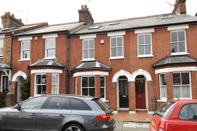 Thumbnail Terraced house to rent in Dalton Street, St Albans
