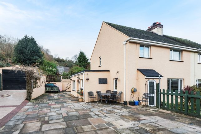 Thumbnail Semi-detached house for sale in Shadycombe Road, Salcombe