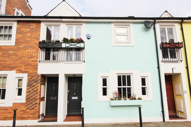 Thumbnail Terraced house for sale in Laurence Mews, London