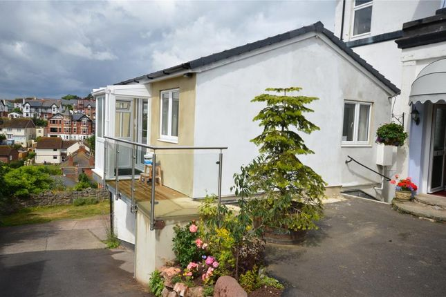 Thumbnail Detached bungalow to rent in Barnpark Road, Teignmouth, Devon