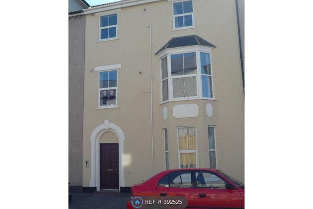 Thumbnail Flat to rent in Abbey Street, Rhyl