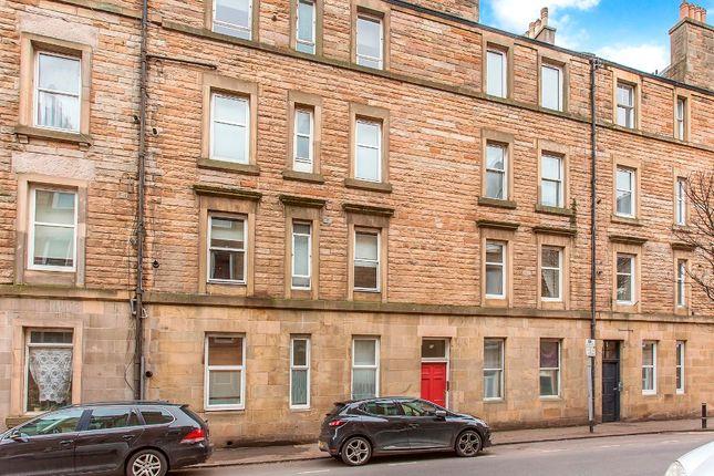 Thumbnail Flat for sale in Brunswick Road, Edinburgh