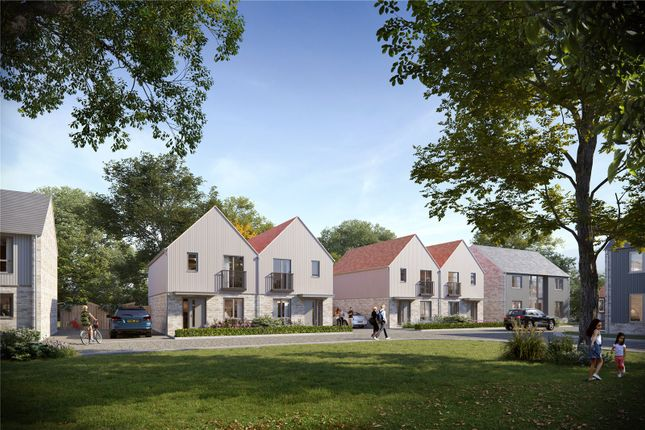Thumbnail Semi-detached house for sale in Marvell Green, 79 High Street, Meldreth, Royston