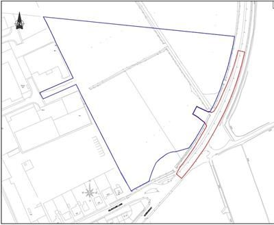 Thumbnail Land for sale in Land At Queensway, St Annes, Lancashire