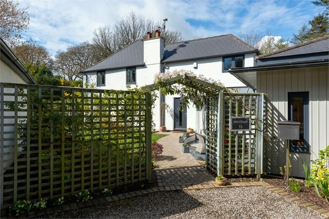 Thumbnail Link-detached house for sale in West Hill Lane, Budleigh Salterton