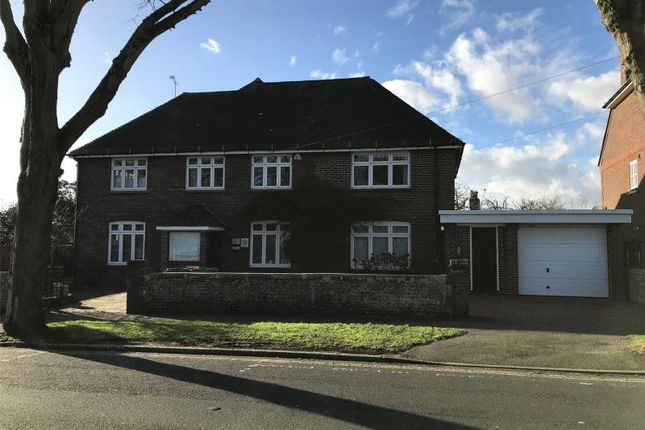 Thumbnail Commercial property for sale in Old Manor Road, Rustington, West Sussex