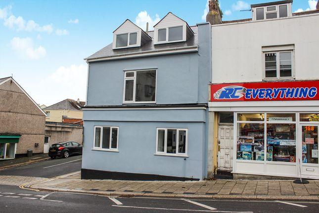 Thumbnail Maisonette for sale in Ross Street, Plymouth
