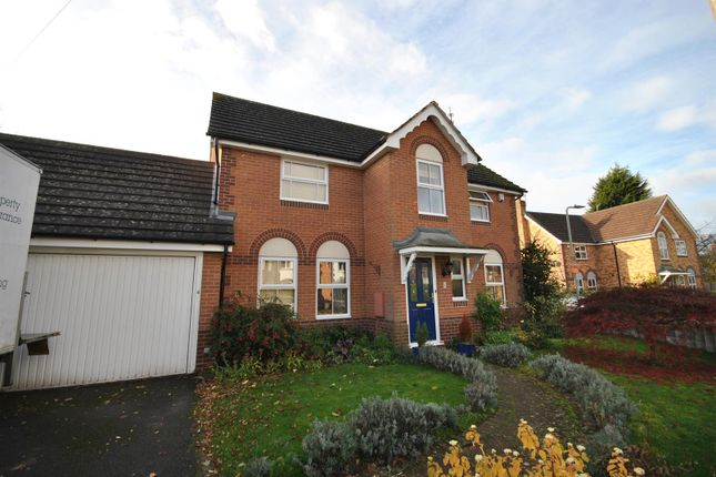 Thumbnail Property to rent in Oakley Drive, Loughborough